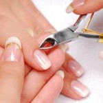 Remove cuticle