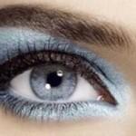 gray and gray-blue eyes